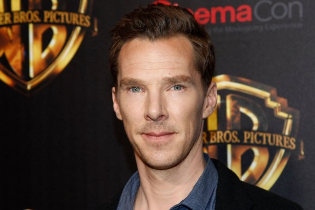 Benedict Cumberbatch will be voicing a character in Channel 4's The Tiger Who Came to Tea alongside David Oyelowo. File Photo by James Atoa/UPI