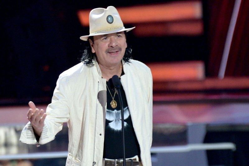 Carlos Santana, Chris Stapleton team up for new track 'Joy'