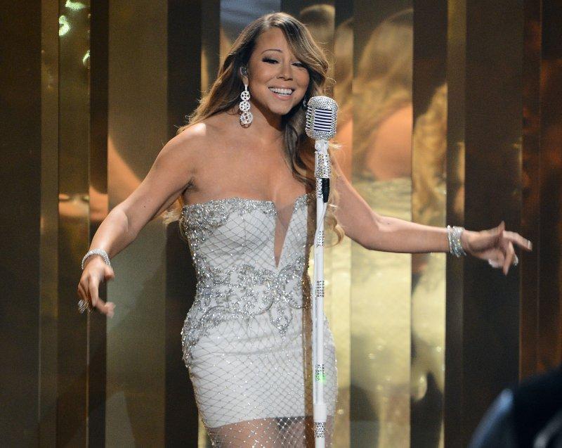 Mariah Carey began her Caesars Palace residency on May 6. File photo by Jim Ruymen/UPI