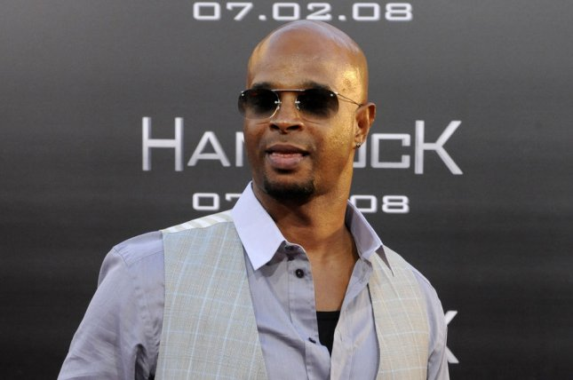 Damon Wayans attends the premiere of the motion picture fantasy adventure Hancock in Los Angeles on June 30, 2008. File Photo by Jim Ruymen/UPI