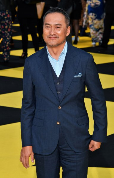 Japanese actor Ken Watanabe attends the world premiere of Pokemon: Detective Pikachu at Godzilla Road of Kabuki-cho in Tokyo on April 25. He turns 60 on October 21. File Photo by Keizo Mori/UPI