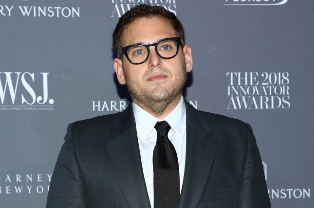 Jonah Hill is telling fans that commenting on his body isn't helpful and doesn't make him feel good. File Photo by Monika Graff/UPI