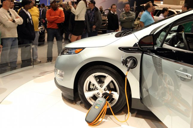 New Zealand unveils further stimulus efforts to advance the electric vehicle market in the country. File photo by Bill Greenblatt/UPI
