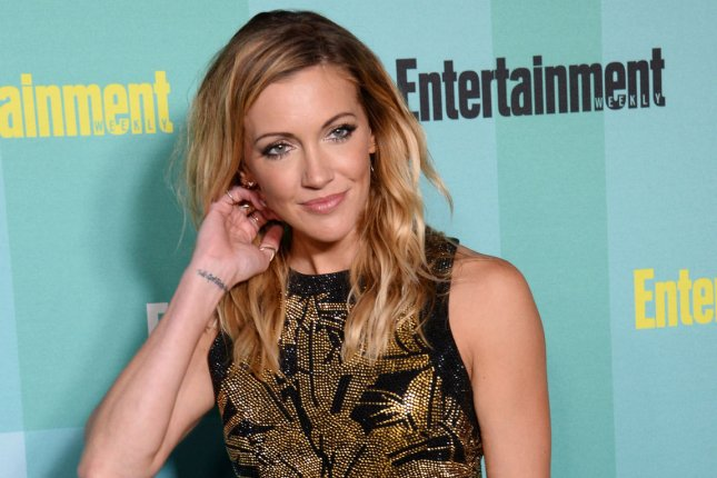 Actress Katie Cassidy opened up on Twitter Friday about her dad David's death this week. File Photo by Jim Ruymen/UPI