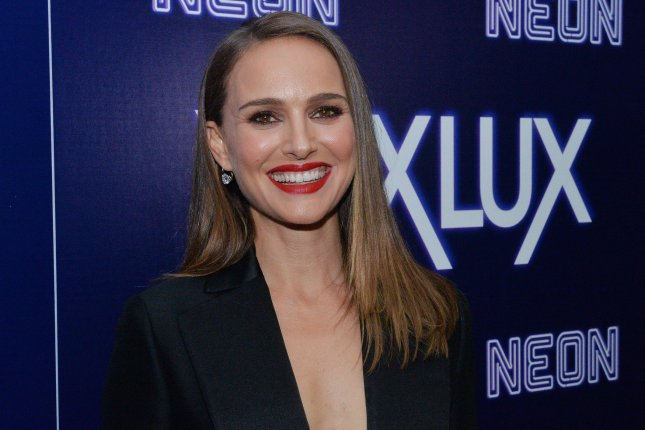 Natalie Portman said she's on good terms with Jessica Simpson following their misunderstanding this month. File Photo by Jim Ruymen/UPI