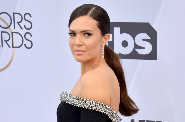 Mandy Moore shared a message of solidarity after saying her ex-husband, Ryan Adams, was emotionally abusive. File Photo by Jim Ruymen/UPI