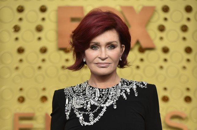 Sharon Osbourne will sit down with Bill Maher Friday for a Real Time interview. File Photo by Christine Chew/UPI