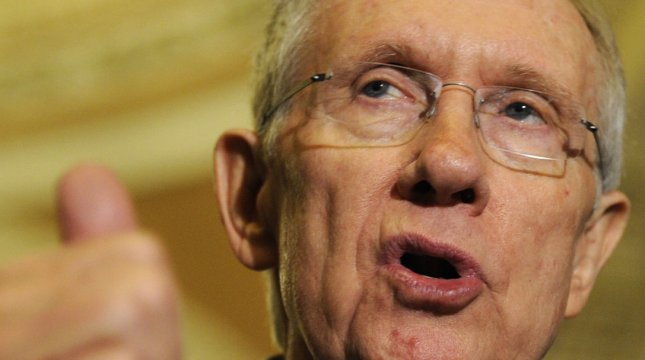 Harry Reid twice wrong on '$2.6 trillion' cuts in 'This Week' interview [VIDEO]