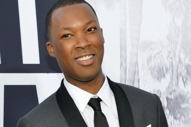 Cast member Corey Hawkins attends the premiere of the N.W.A. motion picture biopic Straight Outta Compton in Los Angeles on August 10, 2015. File Photo by Christine Chew/UPI