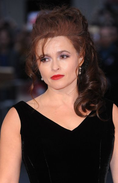 English actress Helena Bonham Carter will be heard narrating the BBC documentary Saying Goodbye on Nov. 14. File Photo by Paul Treadway/UPI