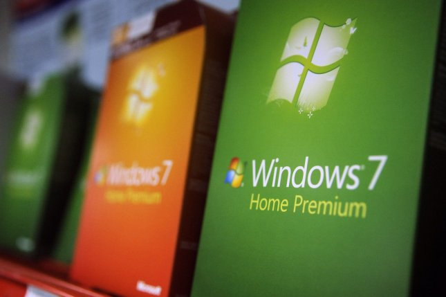 Microsoft's Windows 7 operating system was introduced in 2009 and outlasted both Windows XP and Windows 8. File Photo by Alexis C. Glenn/UPI