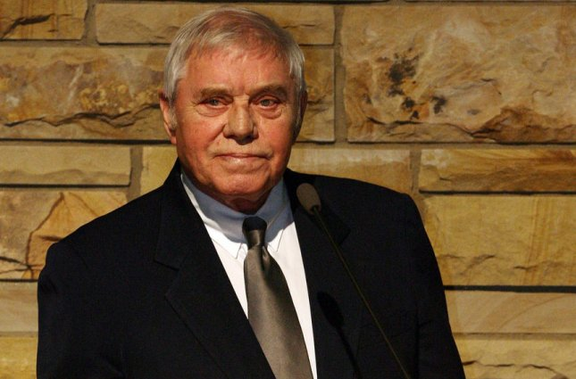 Country music legend Tom T. Hall has died at the age of 85. File Photo by Frederick Breedon IV/UPI