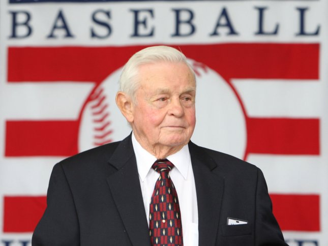 Former Baltimore Orioles Manager Earl Weaver prior to his induction into the National Baseball Hall of Fame in Cooperstown, N.Y., July 27, 2008. (UPI Photo/Bill Greenblatt)