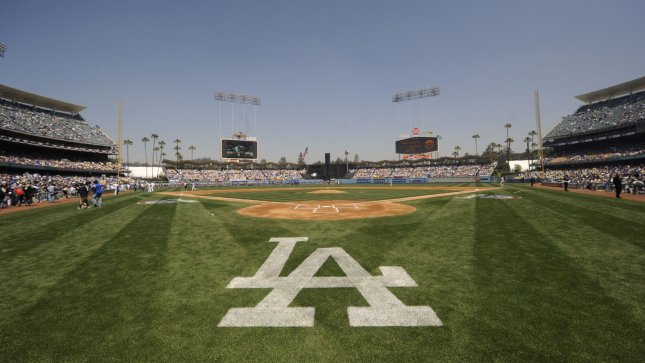 The Los Angeles Dodgers have been acquired by Guggenheim Baseball Management. UPI Photo/ Phil McCarten
