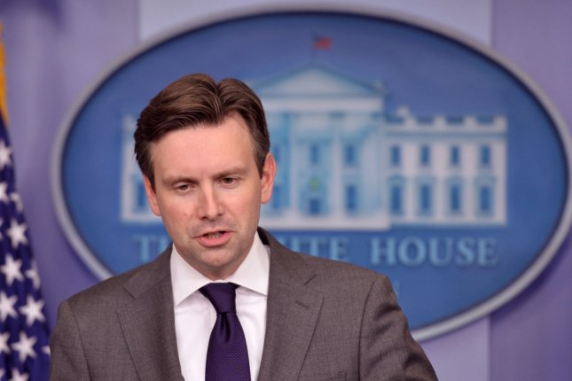 Having a conversation about the potential impacts of low oil prices is better than the alternative, White House spokesman Josh Earnest said. File photo by Kevin Dietsch/UPI