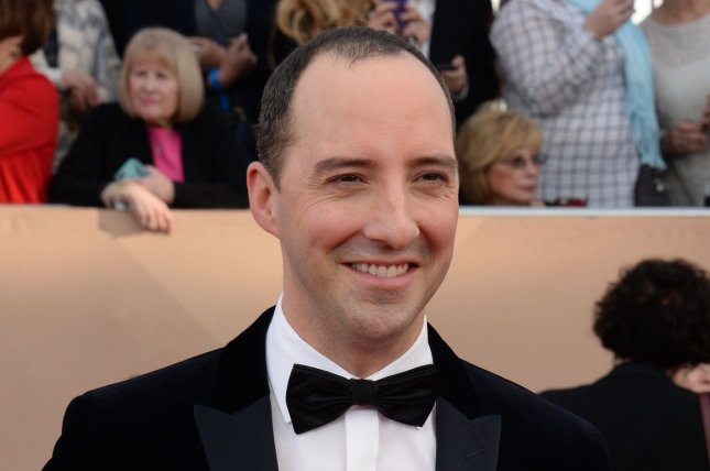 Tony Hale at the Screen Actors Guild Awards on January 30. File Photo by Jim Ruymen/UPI