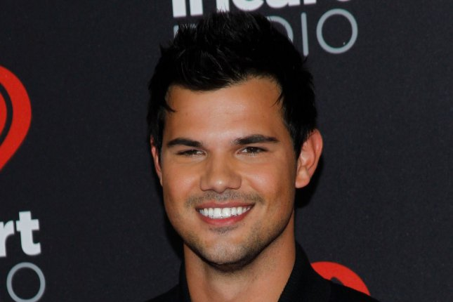 Taylor Lautner at the iHeartRadio Music Festival on September 24. File Photo by James Atoa/UPI