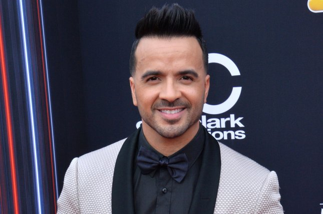 Luis Fonsi appeared on The Tonight Show to perform comedic versions of his song Despacito with Jimmy Fallon. File Photo by Jim Ruymen/UPI