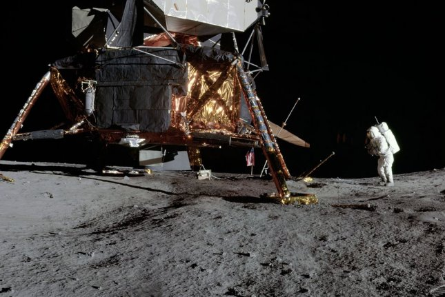 On November 14, 1969, Apollo 12 launched from Kennedy Space Center to carry out NASA's second mission to the moon. File Photo courtesy of NASA