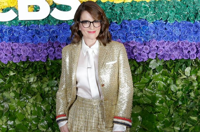 Tina Fey is returning for a 30 Rock special for NBCUniversal next month. File Photo by John Angelillo/UPI