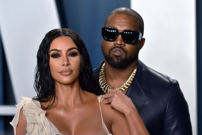 Kim Kardashian has filed for divorce from Kanye West File Photo by Chris Chew/UPI