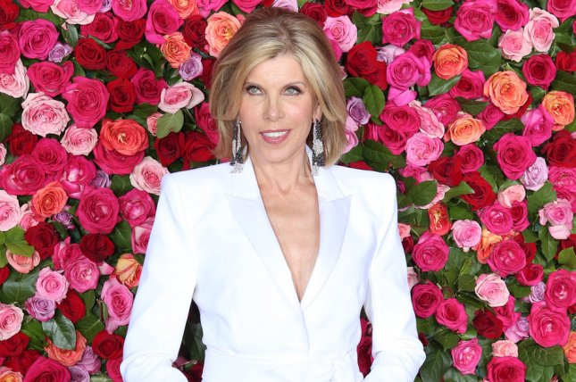 The Good Fight star Christine Baranski arrives on the red carpet at the 72nd Annual Tony Awards in June 2018. The Good Fight has been renewed for Season 6. File Photo by Serena Xu-Ning/UPI