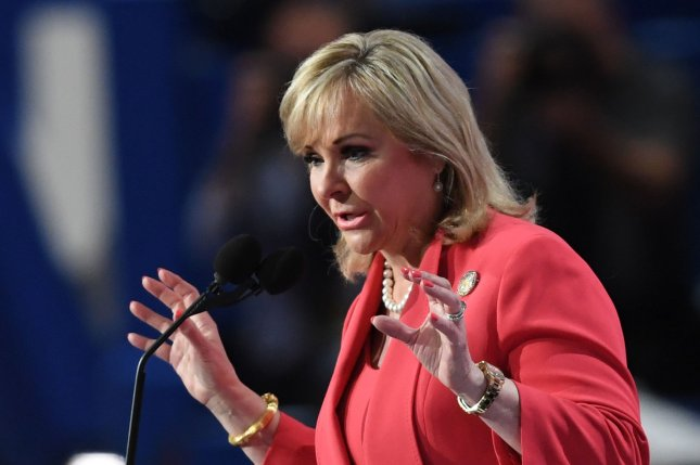 Oklahoma Gov. Mary Fallin calls on state lawmakers to find long-term solutions to fix the budget during a special legislative session scheduled for Monday Photo by Pat Benic/UPI