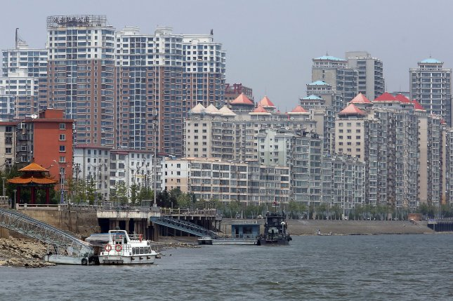 North Korean workers are returning to the Chinese city of Dandong following a summit between Kim Jong Un and Chinese President Xi Jinping, according to sources at the border. File Photo by Stephen Shaver/UPI