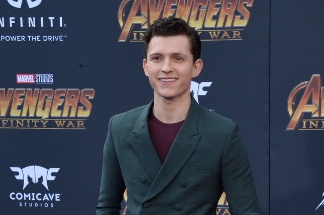 Tom Holland attends the premiere of Avengers: Infinity Wars at the El Capitan Theatre in the Hollywood section of Los Angeles on April 23. The actor turns 22 on June 1. File Photo by Jim Ruymen/UPI.