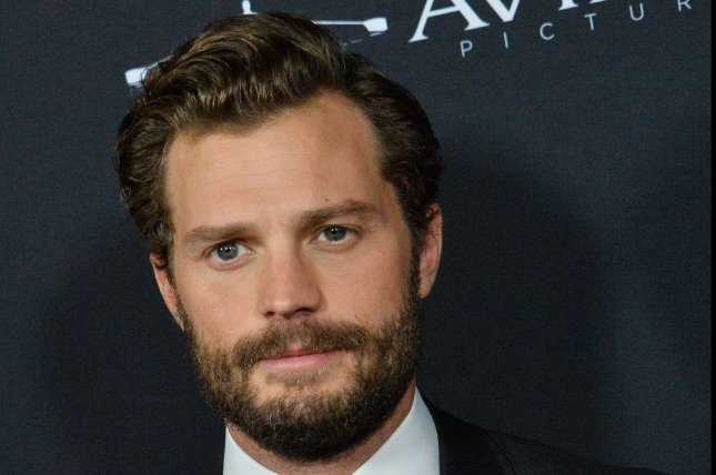Jamie Dornan will appear in a Dr. Death series alongside Alec Baldwin and Christian Slater. File Photo by Jim Ruymen/UPI