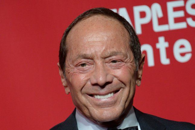 Singer and songwriter Paul Anka was ousted on Thursday's edition of The Masked Singer. File Photo by Jim Ruymen/UPI
