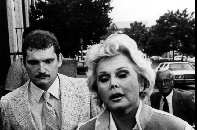 Francesca Hilton, daughter of actress Zsa Zsa Gabor (pictured) and hotel mogul Conrad Hilton, died of a stroke Monday at the age of 67. UPI