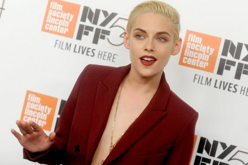 Kristen Stewart at the New York Film Festival premiere of Certain Women on October 3. File Photo by Dennis Van Tine/UPI