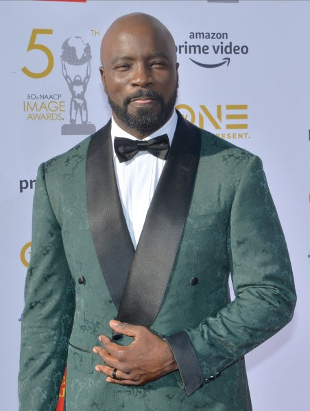 Actor Mike Colter is returning for a second season of the CBS psychological thriller, Evil. File Photo by Jim Ruymen/UPI