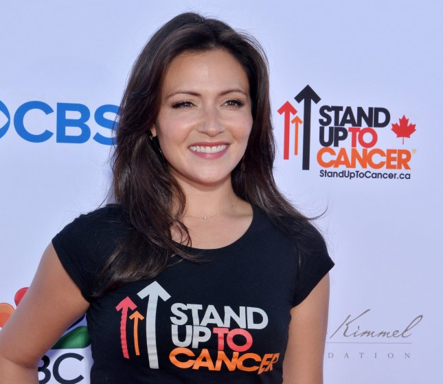 Actress Italia Ricci will star as a brilliant scientist, Dr. Sydney Burke, in the new Netflix series, The Imperfects. File Photo by Jim Ruymen/UPI
