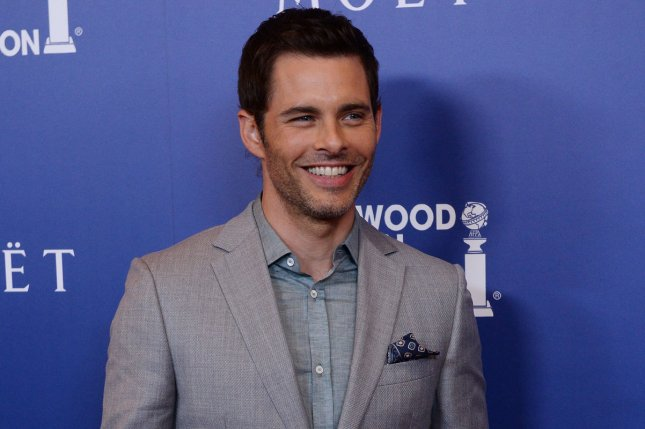 Actor James Marsden attends the Hollywood Foreign Press Associations (HFPA) Grants Banquet at the Beverly Hilton Hotel in Beverly Hills, California on August 14, 2014. The HFPA's Grants Banquet present USD $1.9 million dollars in grants to non-profit entertainment related organizations and scholarship programs. UPI/Jim Ruymen