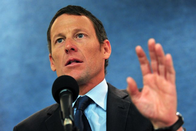 On October 22, 2012, the International Cycling Federation stripped Lance Armstrong of his seven Tour de France titles amid a doping scandal. File Photo by Kevin Dietsch/UPI