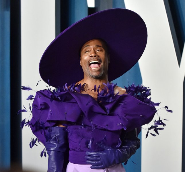 Billy Porter has signed on as narrator for the docu-series Equal, HBO Max announced. File Photo by Chris Chew/UPI