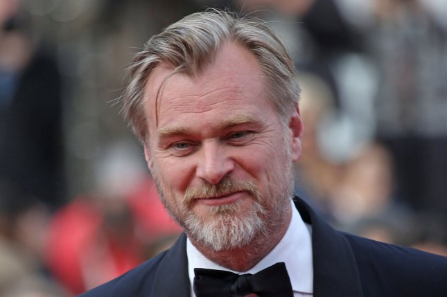 Christopher Nolan, the director behind The Dark Knight, which has been added to the National Film Registry. File Photo by David Silpa/UPI