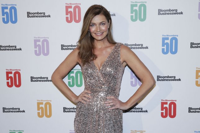 Paulina Porizkova confirmed her split from The West Wing creator Aaron Sorkin after less than a year of dating. File Photo by John Angelillo/UPI