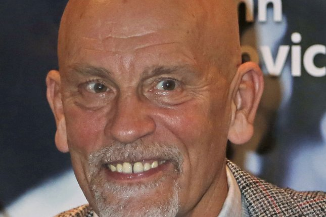 John Malkovich arrives at the French premiere of the film The Casanova Variations in Paris on November 3, 2014. UPI/David Silpa.