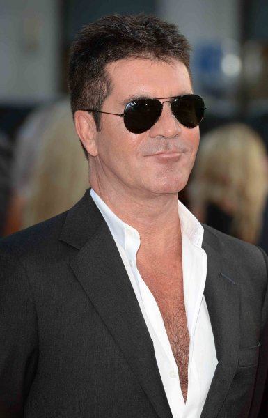 Simon Cowell attends the world premiere of One Direction - This Is Us at The Empire Leicester Square in London on August 20, 2013. File Photo by Paul Treadway/UPI