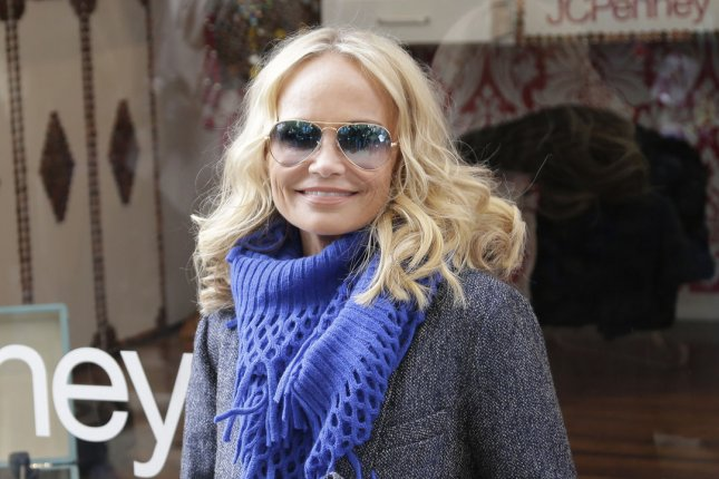 Kristin Chenoweth appears at a JCPenney ad campaign launch on March 2, 2016 in New York City. She has been cast as Velma Von Tussle in Hairspray Live! File Photo by John Angelillo/UPI