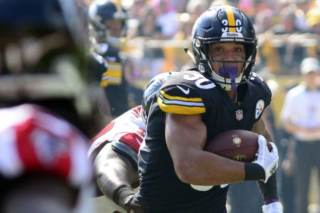 55010ddc8fc Ben Roethlisberger to push for James Conner when Le Veon Bell returns
