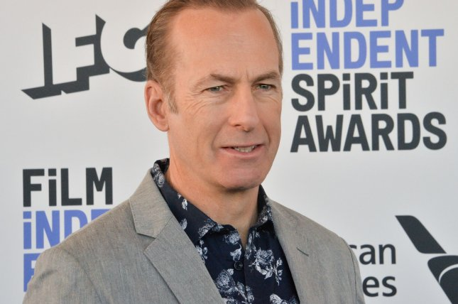 Bob Odenkirk had what he described as a small heart attack this week. File Photo Jim Ruymen/UPI