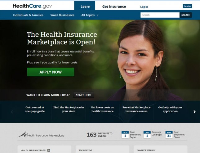 The rollout of Healthcare site www.healthcare.gov for the Affordable Care Act continues to have technical issues. UPI