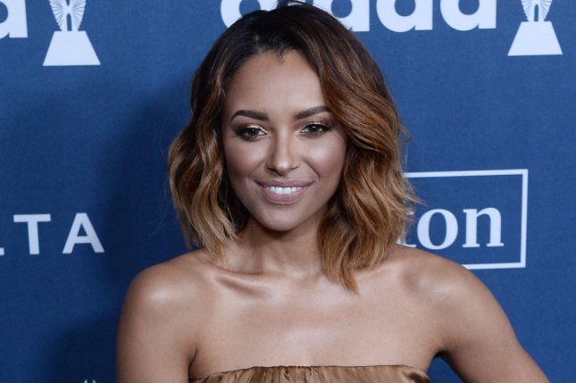 Kat Graham at the GLAAD Media Awards on April 2. The actress plays Bonnie Bennett on The Vampire Diaries. File Photo by Jim Ruymen/UPI