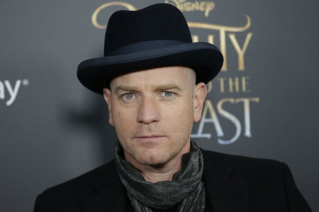 Ewan McGregor arrives on the red carpet at the Beauty And The Beast New York Screening at Alice Tully Hall at Lincoln Center on March 13. McGregor will potentially star in Disney's Christopher Robin. File Photo by John Angelillo/UPI