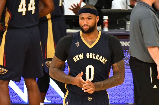 new style 95634 41315 Warriors sign all-star DeMarcus Cousins to one-year, $5.3M ...