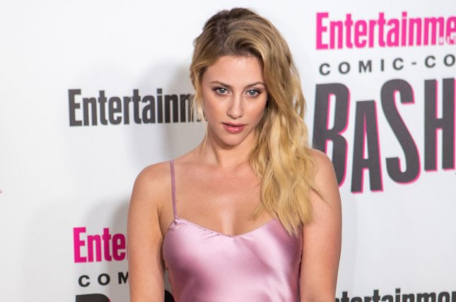 Lili Reinhart spoke about body image at the 2018 Glamour Women of the Year summit on Sunday. File Photo by Howard Shen/UPI